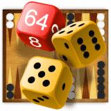 Absolute Backgammon 64