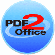 PDF2Office Personal free download for Mac