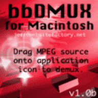 bbDemux free download for Mac