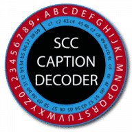 SCC Caption Decoder free download for Mac
