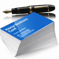 Home Business Card free download for Mac