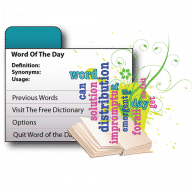 Word of the Day free download for Mac