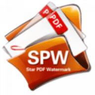 Star PDF Watermark free download for Mac