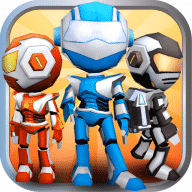 Robot Bros free download for Mac