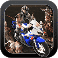 Zombie Biker free download for Mac