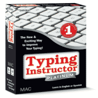 Typing Instructor Platinum free download for Mac