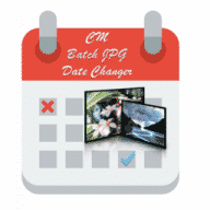 CM Batch JPG Date Changer free download for Mac