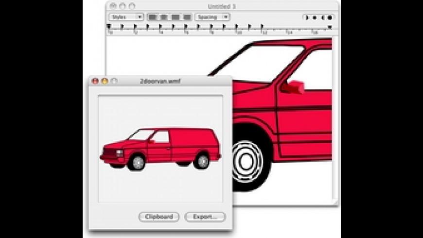 VectorFileConvertor for Mac - review, screenshots