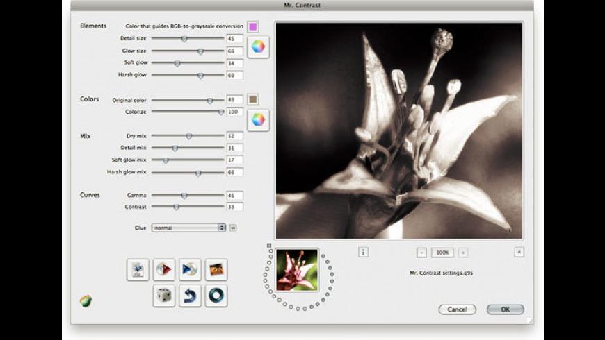 Mr. Contrast for Mac - review, screenshots