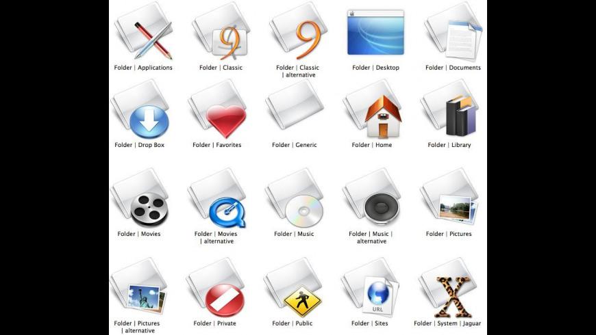 SNOW.E 2 Icons for Mac - review, screenshots