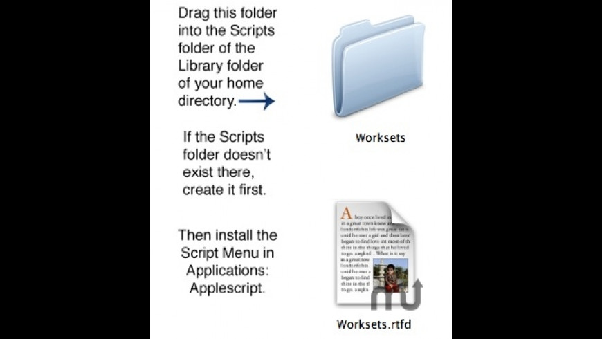 Worksets for Mac - review, screenshots