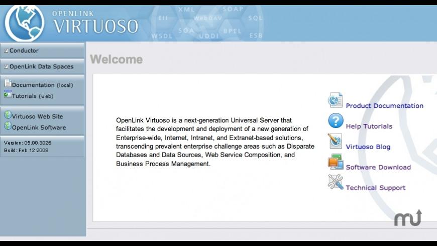 Virtuoso Personal Edition for Mac - review, screenshots