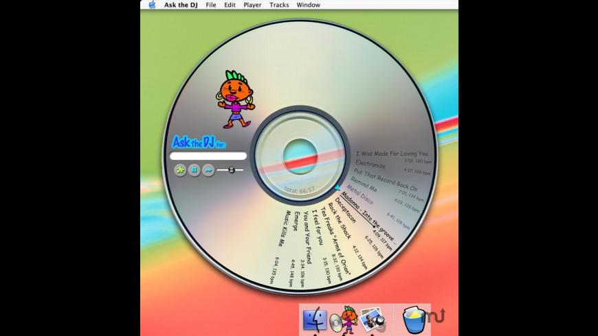 Ask the DJ for Mac - review, screenshots