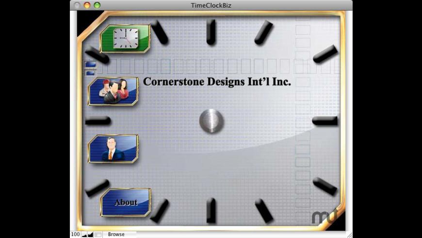 TimeClockBiz for Mac - review, screenshots