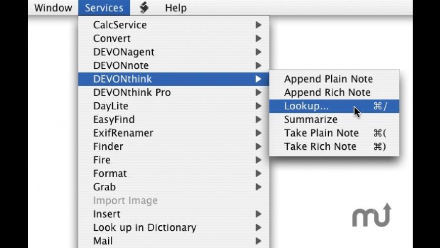 HotService for Mac - review, screenshots