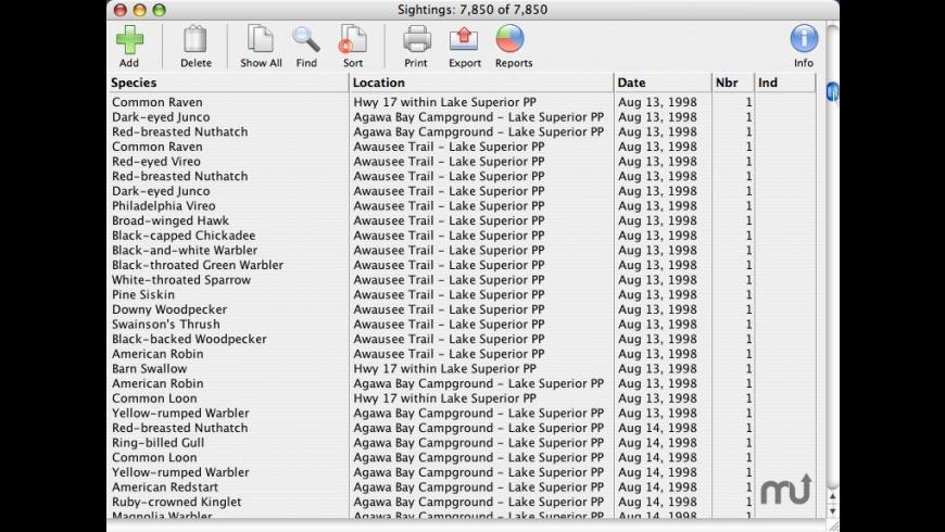 Wings for Mac - review, screenshots