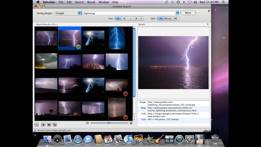 Beholder for Mac - review, screenshots