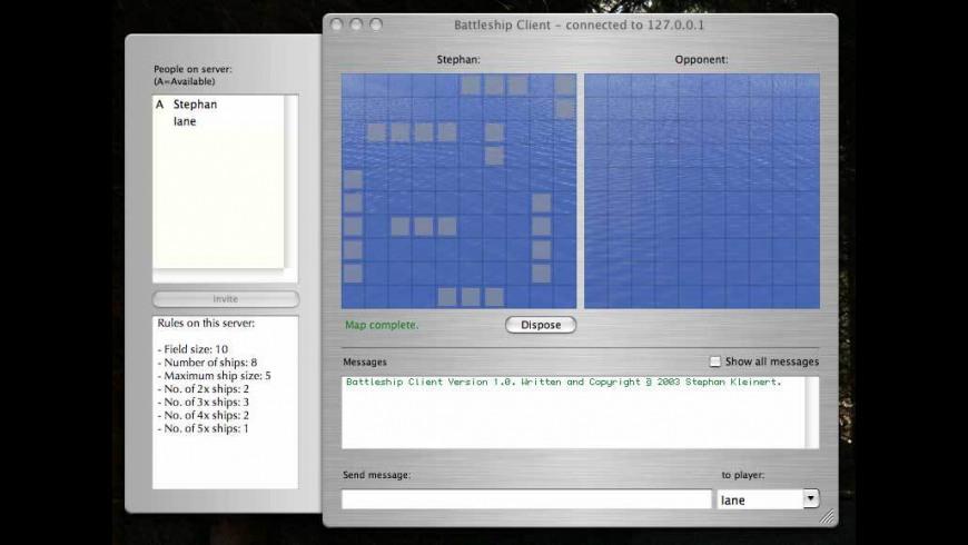 Power Metal for Mac - review, screenshots