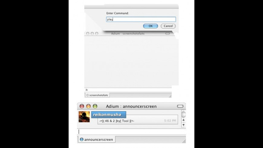 Regia for Mac - review, screenshots