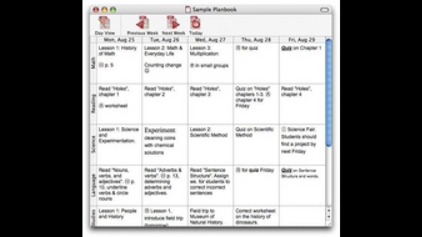 starPlanIt for Mac - review, screenshots