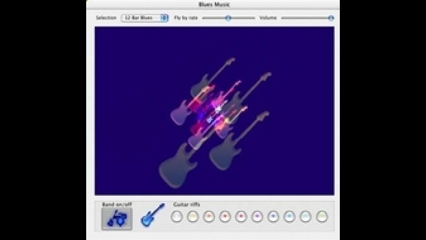 Blues Music for Mac - review, screenshots