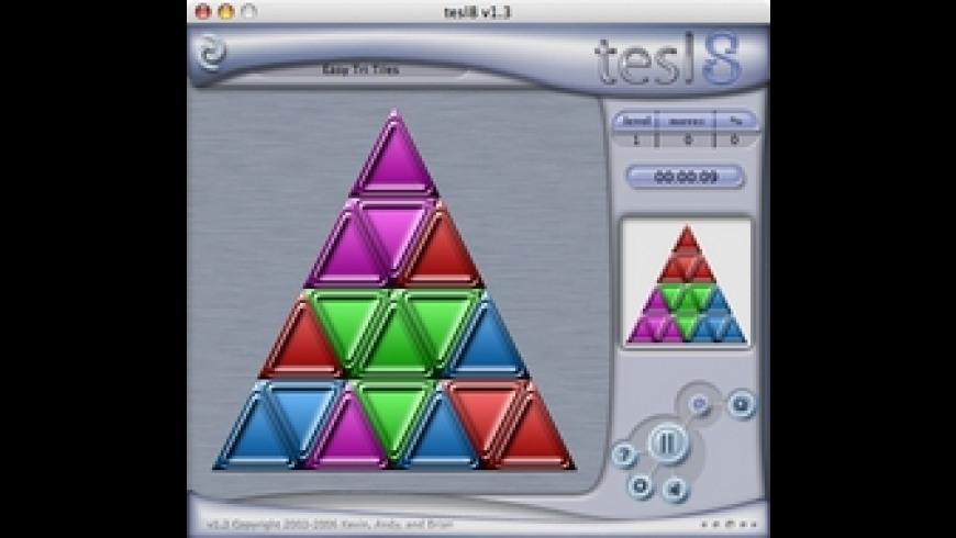 tesl8 for Mac - review, screenshots