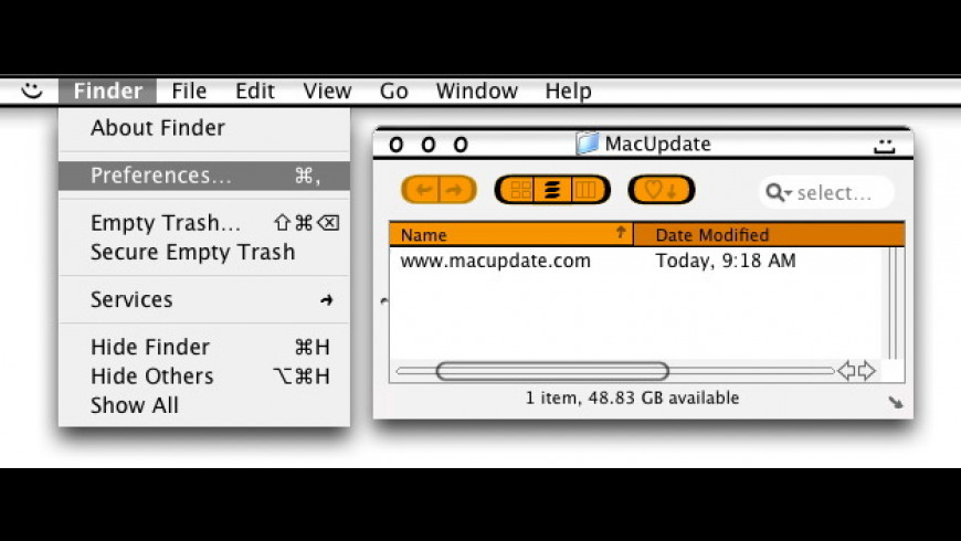 Giggle for Mac - review, screenshots