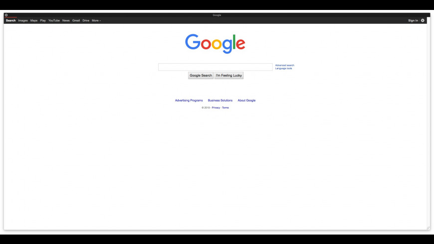 iBrowser for Mac - review, screenshots