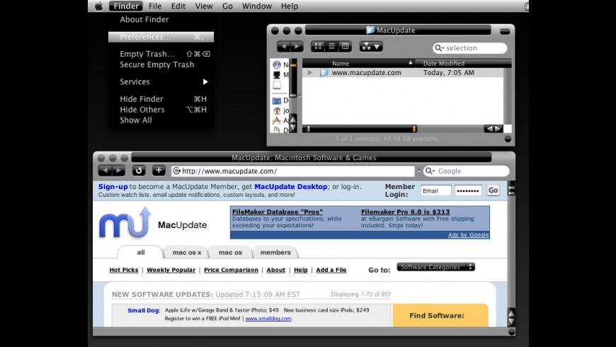 Xi-Tibook2 for Mac - review, screenshots