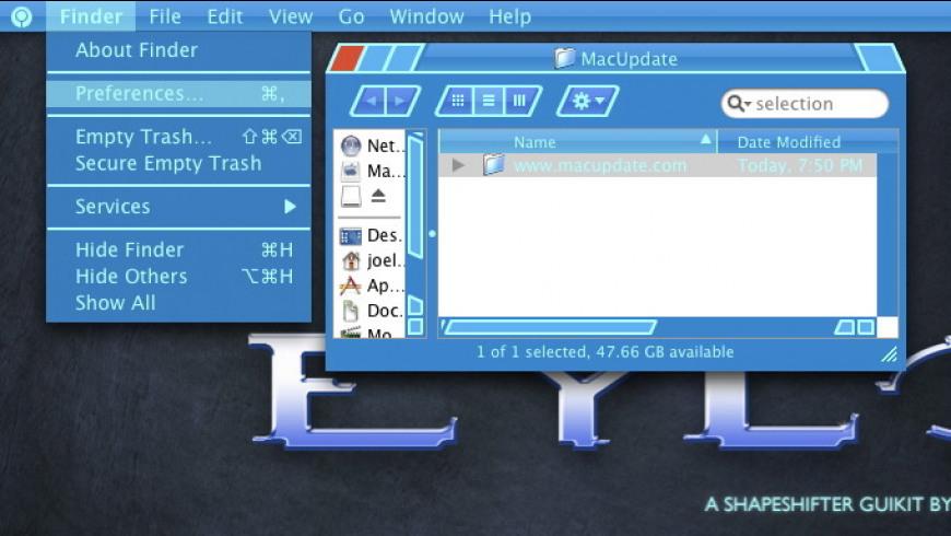 EYLO for Mac - review, screenshots
