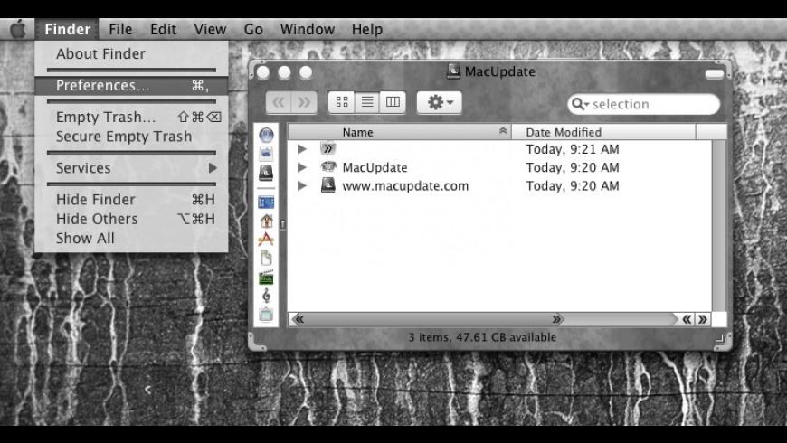 [fear]platinum for Mac - review, screenshots
