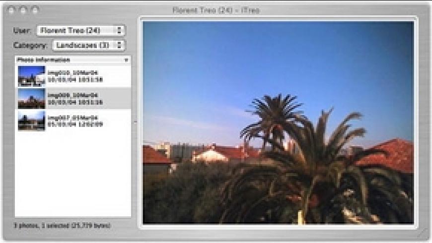 iTreo for Mac - review, screenshots