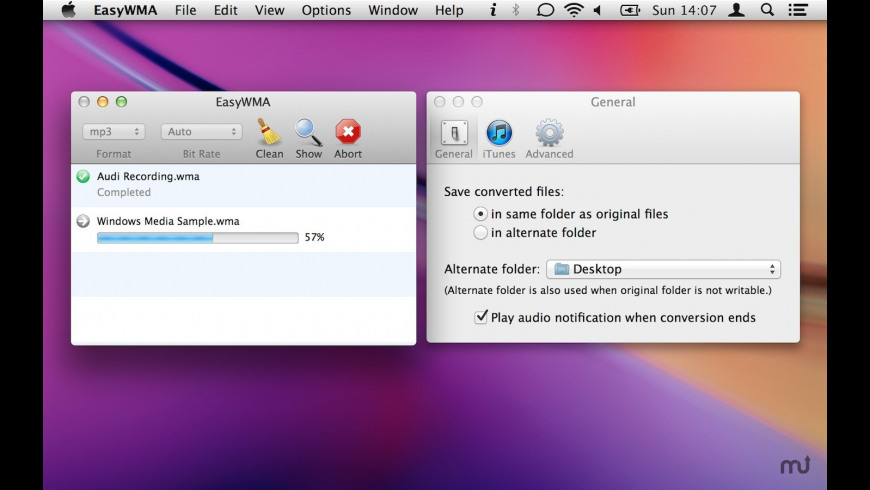 EasyWMA 3 3 5 Free Download for Mac | MacUpdate