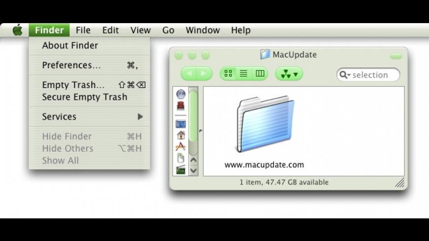 Xi-SoftCandy for Mac - review, screenshots