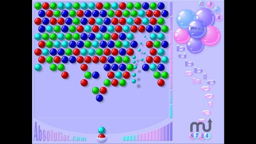 Bubble Shooter for Mac - review, screenshots