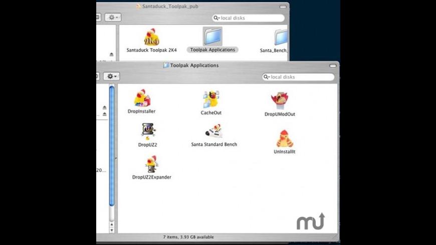Santaduck Toolpak for UT2004 for Mac - review, screenshots