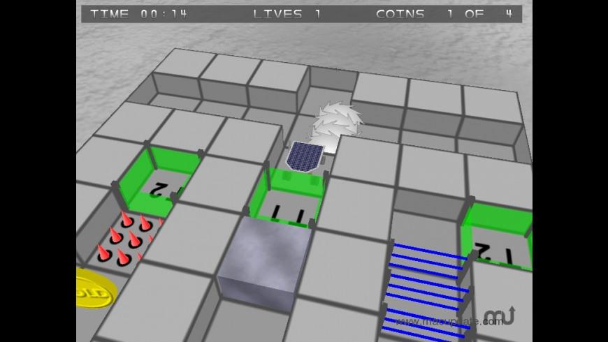 Robot Rover for Mac - review, screenshots