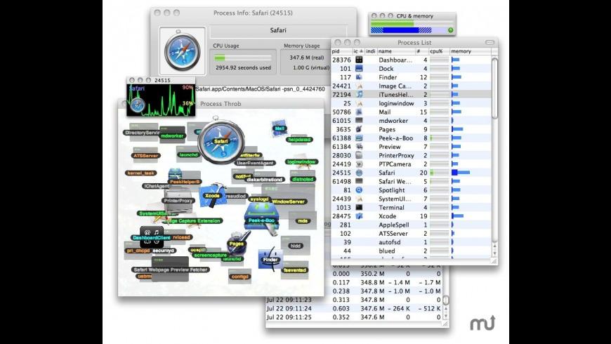 Peek-a-Boo ST for Mac - review, screenshots