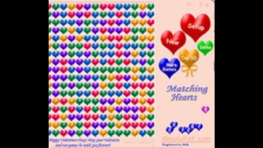 Matching Hearts for Mac - review, screenshots