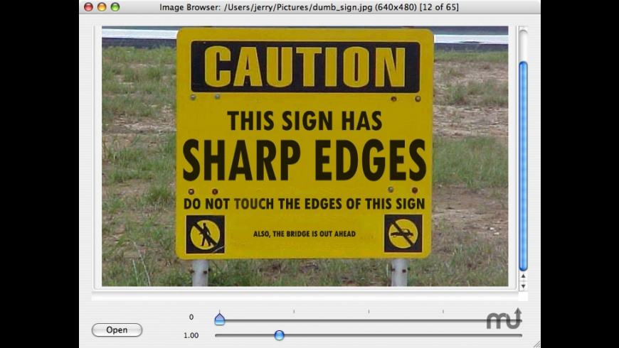 ImageBrowser for Mac - review, screenshots