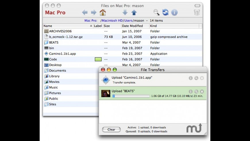 iGet for Mac - review, screenshots