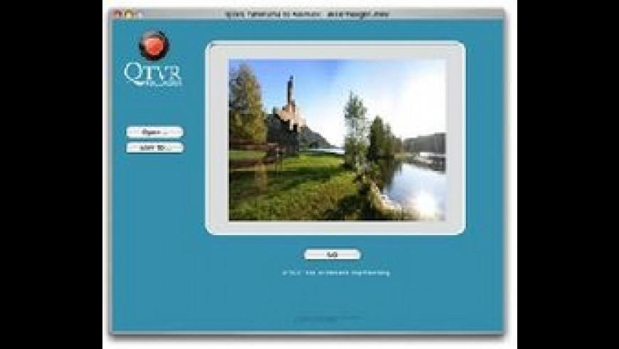QTVR Recorder for Mac - review, screenshots