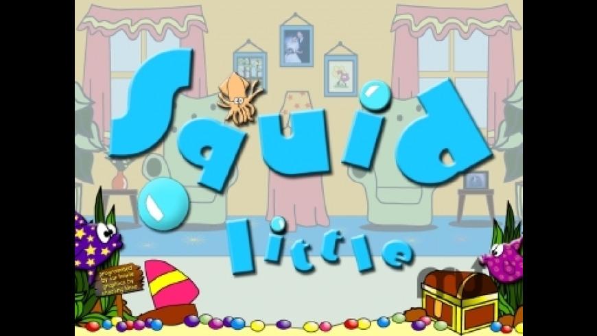Squid Little for Mac - review, screenshots