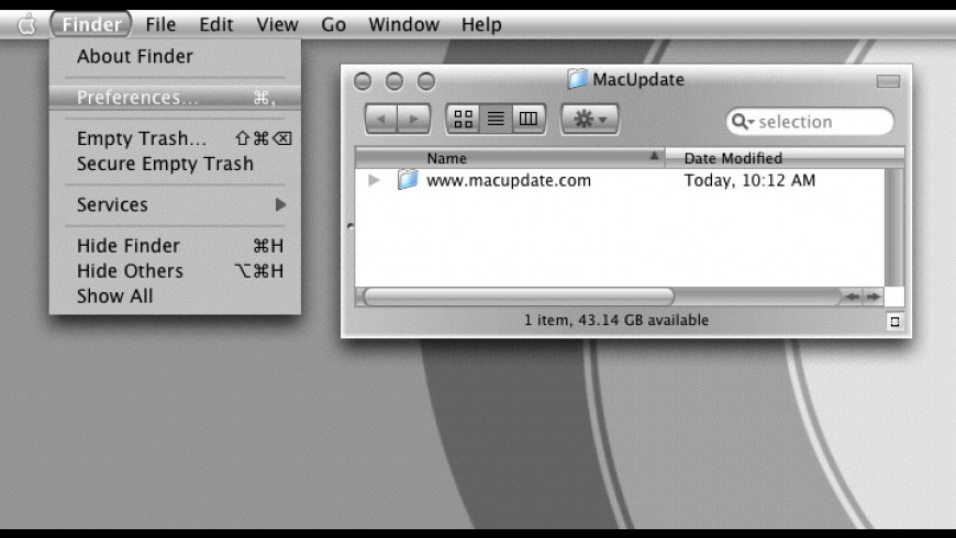 SmoothMetal for Mac - review, screenshots