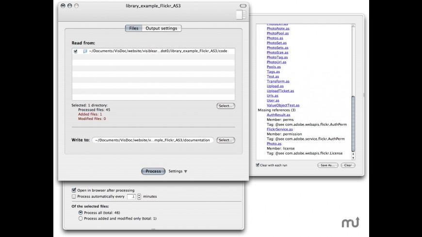 VisDoc for Mac - review, screenshots