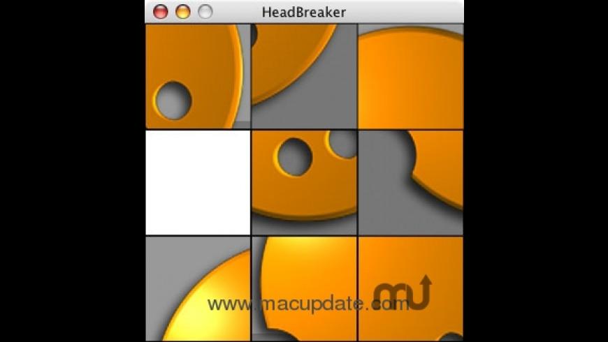 HeadBreaker for Mac - review, screenshots