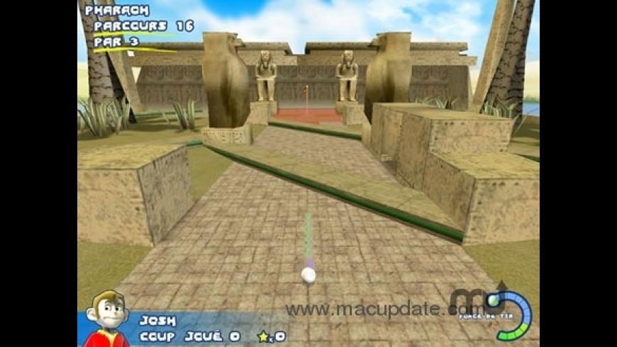 Islands Mini-Golf Add-On for Mac - review, screenshots