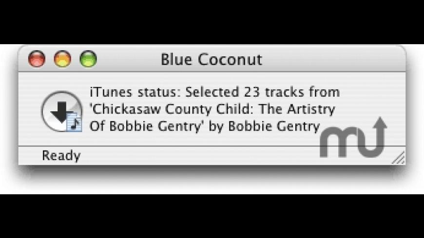 Blue Coconut for Mac - review, screenshots