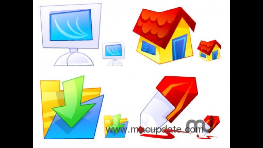 Cubist Icons for Mac - review, screenshots