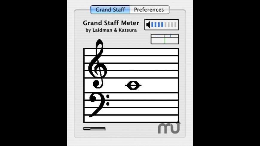 Grand Staff AU for Mac - review, screenshots